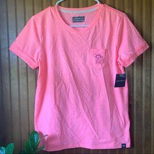 Eddie Bauer Girls Grl Pwr Pink Tee NWT | XL(16)